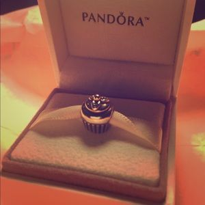 Pandora Cupcake Bead